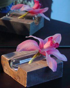 Egy kis figyelmes ajándék - egy fej orchideával