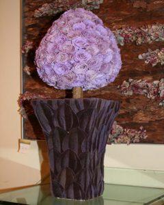 Csodás lila Vermont rózsák