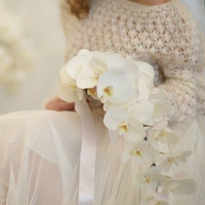 Esküvői dekoráció - menyasszonyi csokor