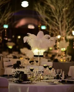 """New Year's Eve decoration """"The great Gatsby"""""""