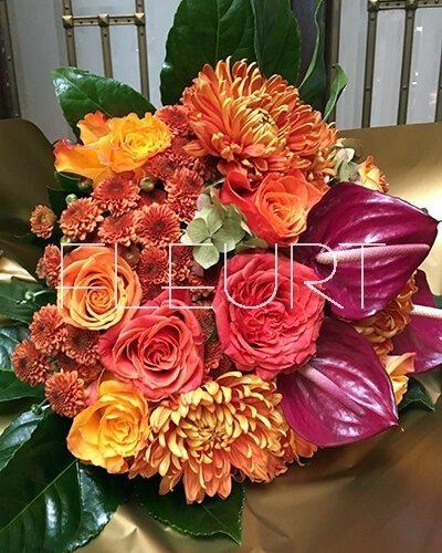 d990d7782c Esküvői csokrok, örömanya és szülőköszöntő csokrok | Fleurt